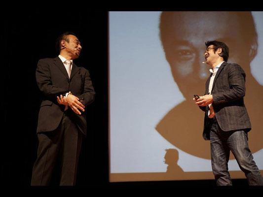 Introduction of Mr. Kazunobu Yamada from Mr. Shoji Sasaki