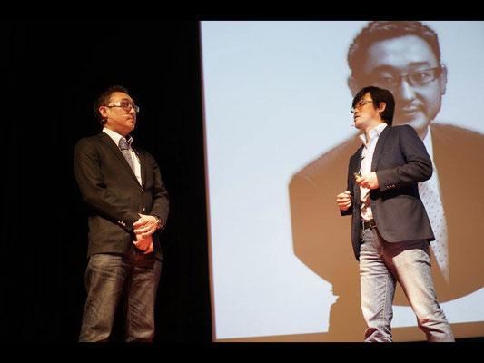 Introduction of Mr. Kenji Iwaki from Mr. Tetsuya Sudo