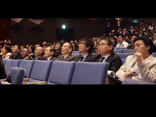 Judges From the front right, Mr. Hiroshi Shigemura / Mr. Koji Sato / Mr. Aki Yoshida / Mr. Makoto Yamamoto / Mr. Masahiro Kuwata / Mr. Hitoshi Aoshima / Mr. Shigeo Kataoka / Mr. Naoki Soma / Miss. Kiyoko Ban.