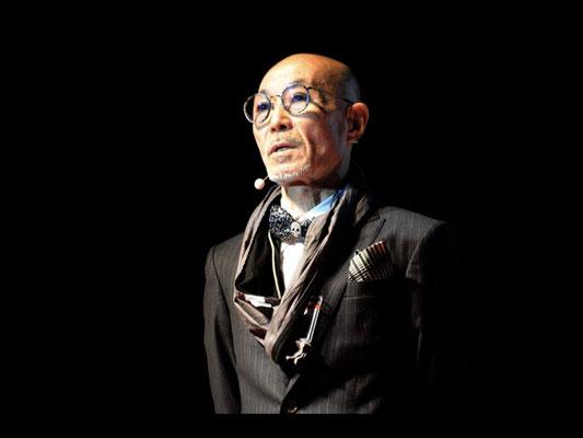 10:00 Hitoshi Aoshima Keynote speech 《Fusion with nature》