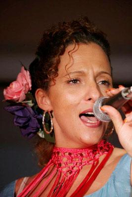 Sängerin Delalma