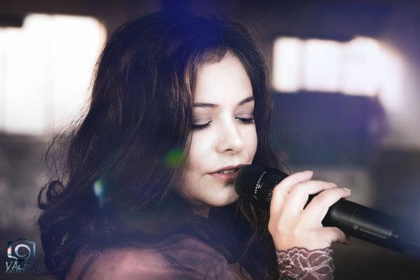 Sängerin für Hochzeiten