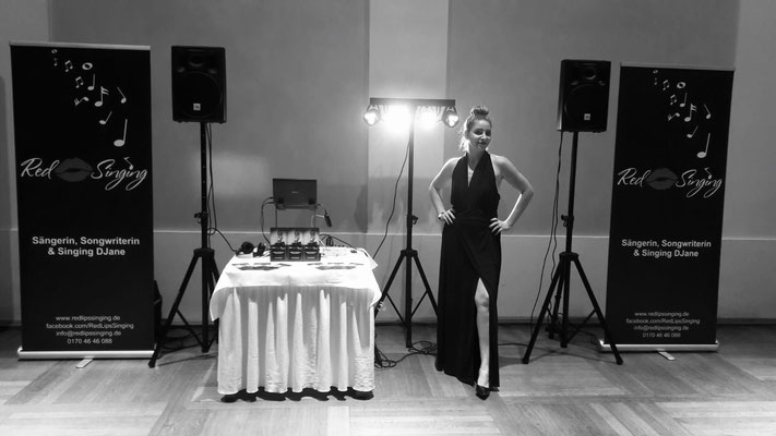 Sängerin für Partys & Firmenevents
