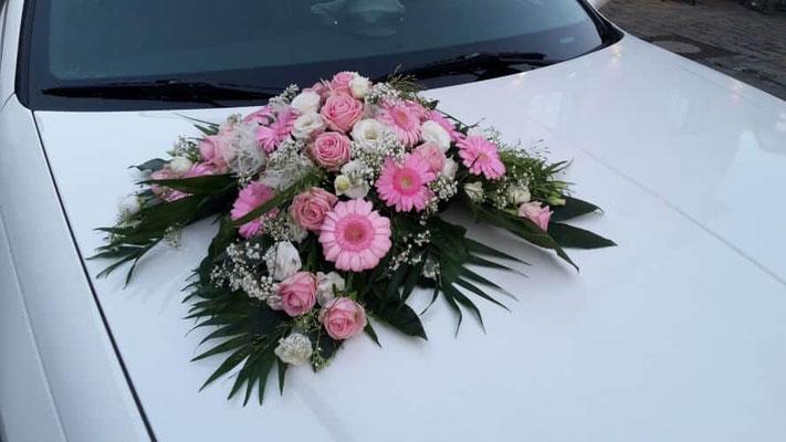 Hochzeits-Limousine