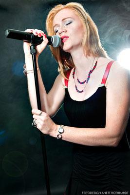 Sibylle Mantau - Sängerin & Musikerin