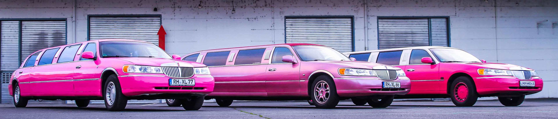 Strech-Limo Pink
