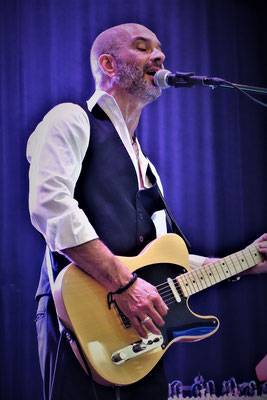 Peter Hahner - Eventgitarrist & Solo-Sänger