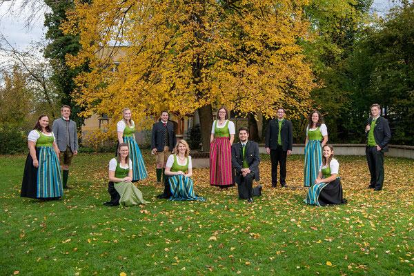 Landesvorstand 2020/21 - Foto: © Katarina Pashkovskaya