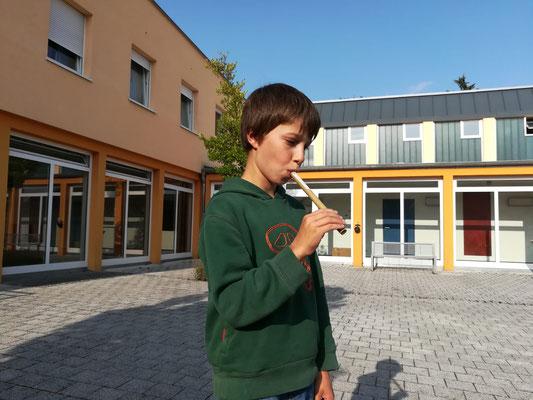 Ferienprogramm der Stadtkapelle Riedenburg, Foto: S. Perzl