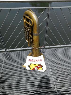 Sommerkonzert Seebühne - BierFasslBlosn