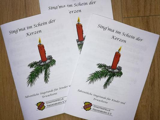 Adventssingen - Sing'ma im Schein der Kerzen, Foto: F. Aschenbrenner