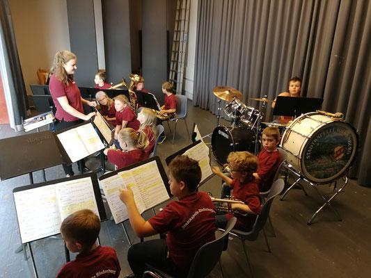 Nachwuchskonzert; Foto: B. Köbler
