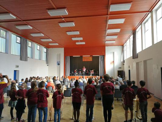 Nachwuchskonzert; Foto: S. Eichenseer