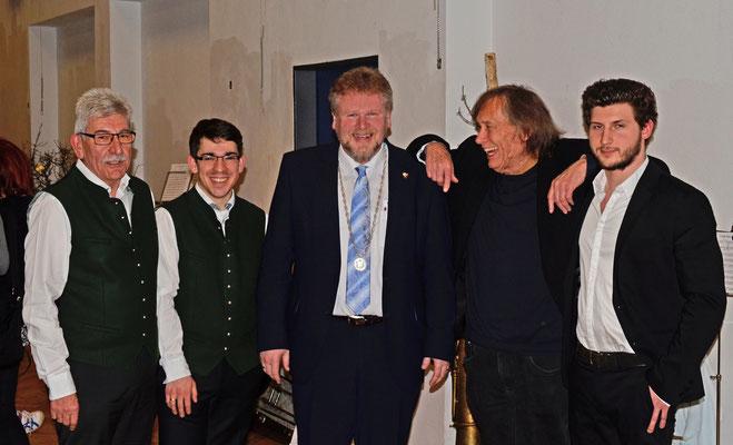 "Neujahrskonzert ""Yojo meets Stadtkapelle"" - Foto: M. Arbesmeier"