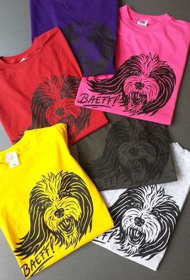 T-Shirt: € 12,00