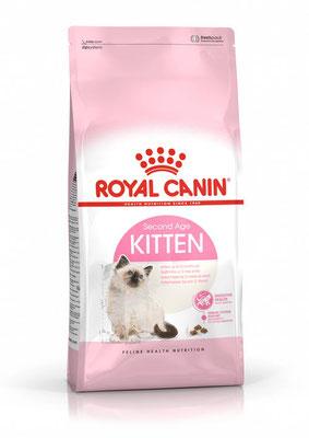 ROYAL CANIN KITTEN - SERVICE CANIN ROYAL CANIN NICE ALIMENT CROQUETTE POUR CHATON DE 4 A 12 MOIS