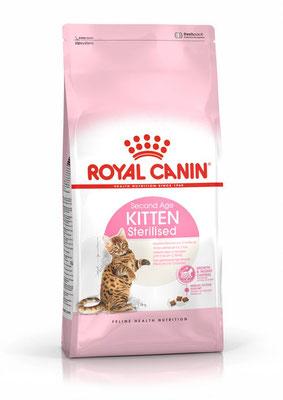 ROYAL CANIN KITTEN STERILISED - SERVICE CANIN ROYAL CANIN NICE ALIMENT CROQUETTE POUR CHATON POUR CHATON STERILISE DE 4 A 12 MOIS