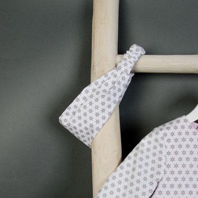 Haarband für Kinder aus Sternenstoff