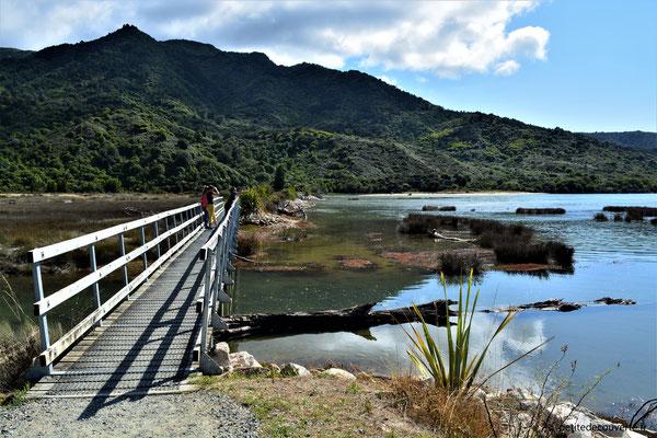 Abel Tasman - Nouvelle- Zélande