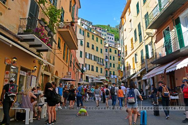 Riomaggiore Italie