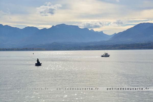 Lac du Bourget Aix les Bains Savoie