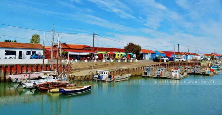 port - St-Trojan-les-Bains, Ile d'Oléron