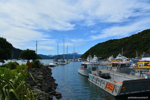 Picton Nouvelle-Zélande