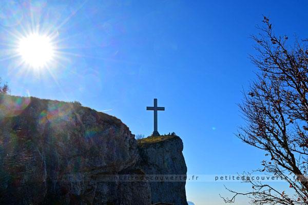 Croix du nivolet, bauges, savoie, randonnée