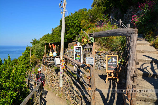 Sentier Corniglia Vernazza