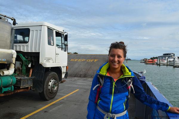 La randonnée: une boucle Paihia, Opua, Okiato, Russell, Paihia  Nouvelle-Zélande