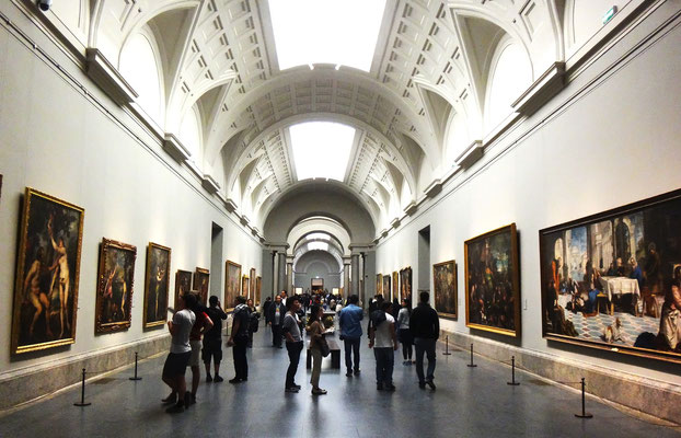Museo del Prado Madrid - Photo Libre de Droit