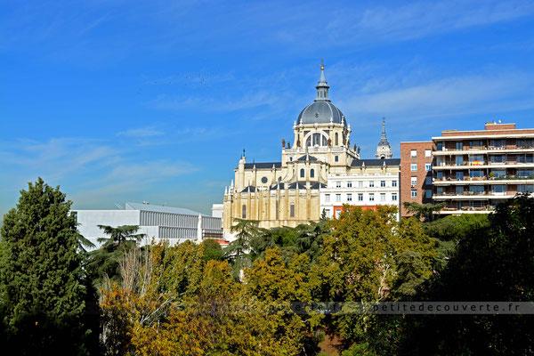 Cathédrale de la Almuneda, Madrid
