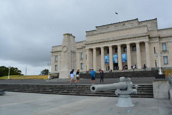 - War memorial Museum - Auckland Domain -