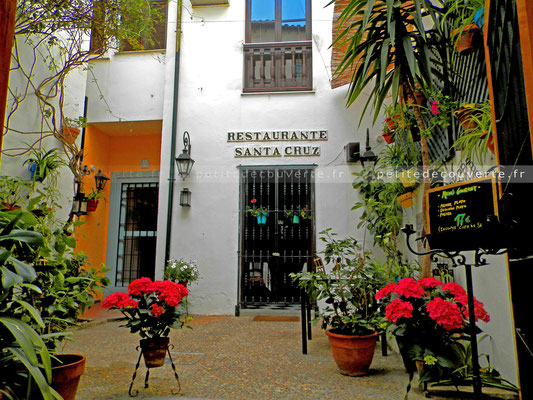 Barrio Santa Cruz - Quartier Santa Cruz - Séville