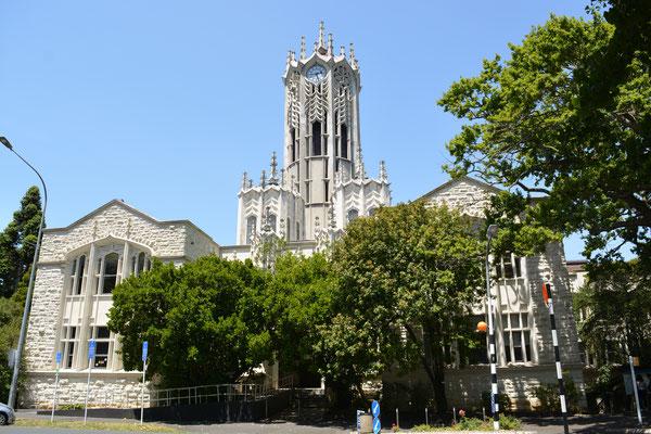université d'Aucklande Nouvelle-Zélande