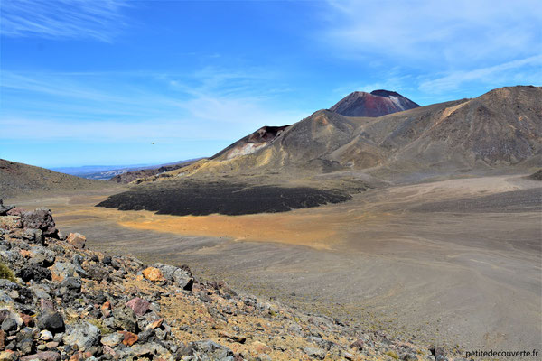 Tongariro alpine crossing - Nouvelle-Zélande