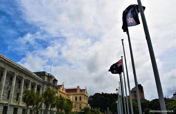Parlement Nouvelle-Zélande Wellington