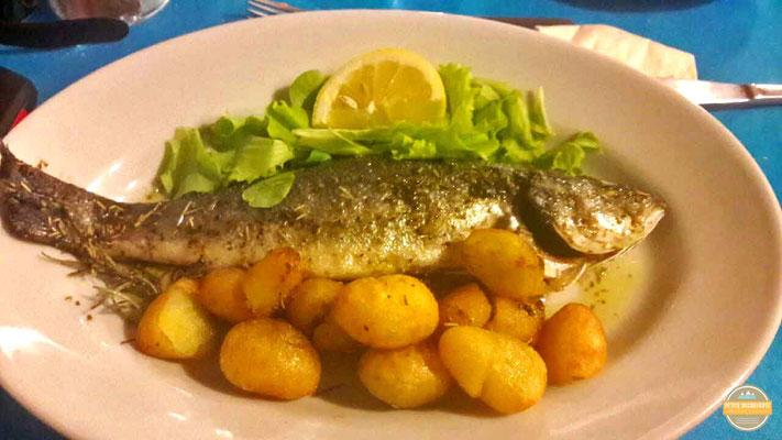 - Cucina Casalinga - Pesce - Cornigila -