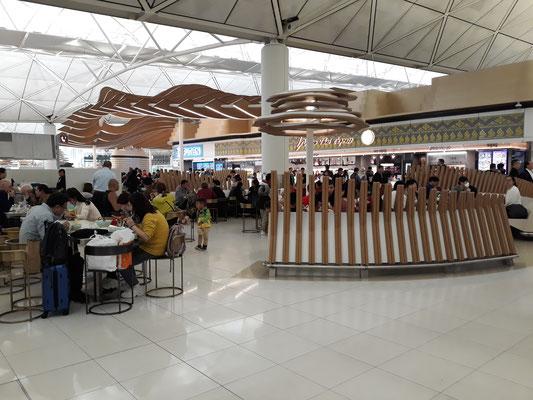 Aéroport Hong-Kong