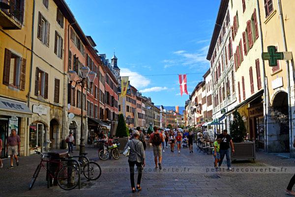 Place St-Léger - Chambéry - Savoie