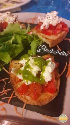 - Cucina Casalinga - Bruchette - Cornigila -