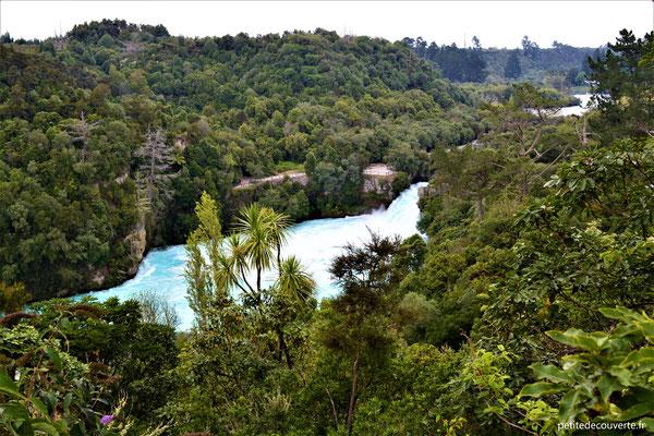 - Huka Falls - Nuvoelle-Zélande -