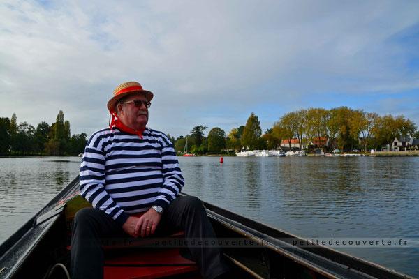 Gondole Vénitienne  Port de Sucé-sur-Erdre Rowing club sucé sur erdre