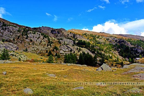 Vallée de la Clarée, Névache, Hautes-Alpes