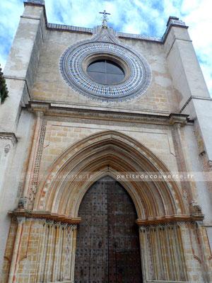El Monasterio de la Cartuja - Le monastère de la Cartuja, aussi appelé Santa María de las Cuevas