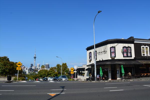 - Ponsonby - Auckland - Nouvelle-Zélande -