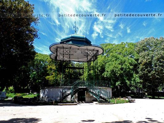 Jardim da Estrela - Jardin de l'Etoile à Lisbonne