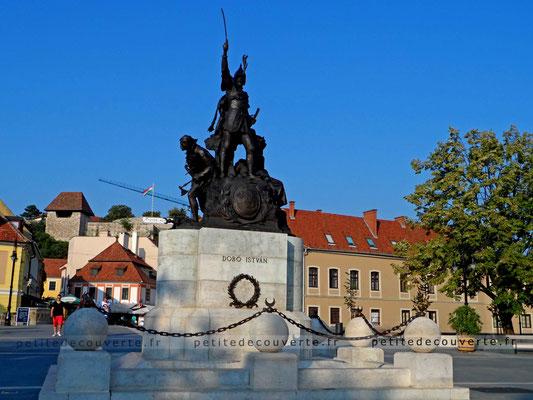 Place Dobó István - Eger