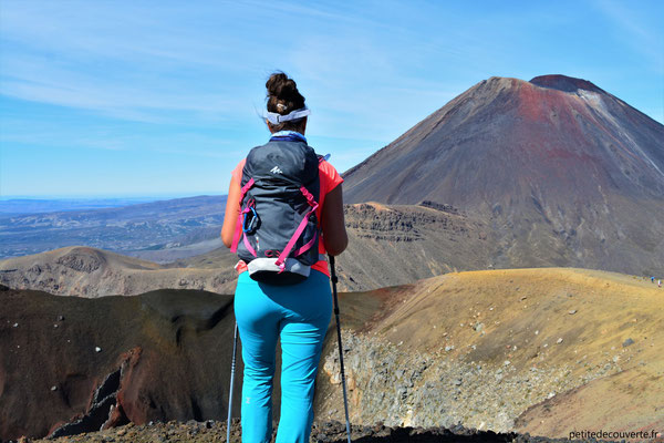 - Tongariro alpine crossing - Nouvelle-Zélande -