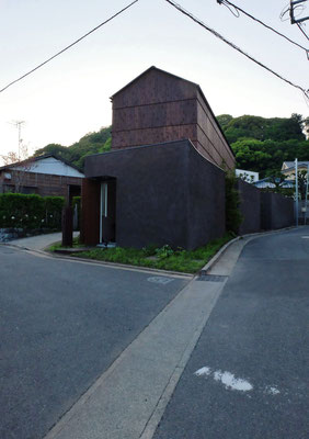 2015'  A HOUSE for OISO -KANAGAWA-  (Architect:DGT.Architects)